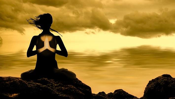 Djupmeditation - Samadhi- fokus på andning